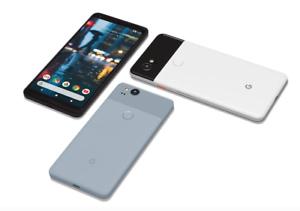 Google Pixel 2 XL 64GB/128GB Unlocked Smartphone Black 12M Warranty Grade B £107.99 @ stockmustgo / ebay