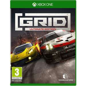 Grid Ultimate Edition Xbox One £42.61 @ The Gamery
