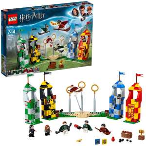 LEGO Harry Potter Quidditch Match £23.59 Amazon