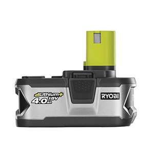 Ryobi RB18L40 18V ONE+ Lithium+ 4.0Ah Battery now £44.99 delivered at Amazon France