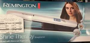 Remington Sun Therapy hair straighteners instore at Boots (Bradford) for £24.99
