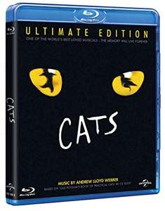 Cats - Ultimate Edition [Blu-ray] [1998] [Region Free] £4.99 @ Amazon Prime (+£1.99 non Prime)