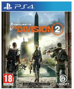 Tom Clancy's The Division 2 [PS4/Xbox One] £8.99 @ Argos (Free Cilick and Collect)