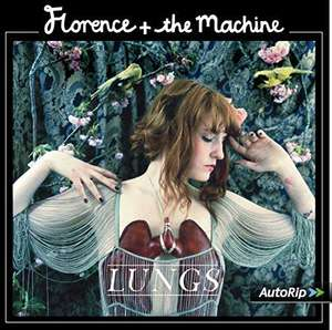 Lungs by Florence and the Machine (CD + mp3 version) £2.54 @ Amazon Prime / £5.53 Non Prime