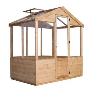 Mercia Traditional Greenhouse - 4 x 6ft £309.99 at Robert Dyas