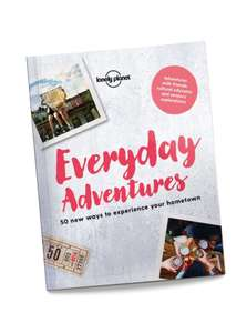 Lonely Planet - Everyday Adventures eBook currently Free at Lonely Planet Shop