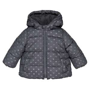 Girls hooded padded jacket £12.00 at La Redoute (£1.99 click & collect or £3.99 home delivery) See post for more offers..up to 70% off