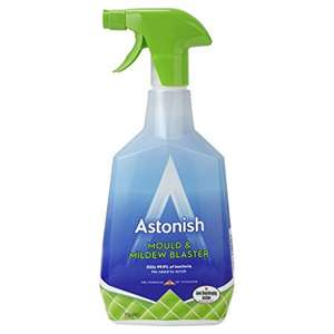 Astonish Mould & Mildew Blaster Reduced to 19p instore at Aldi