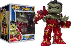 Funko Pop! Marvel: Avengers Infinity War Hulk with Hulkbuster £15 (+£3.99 Delivery) @ TheToyShop