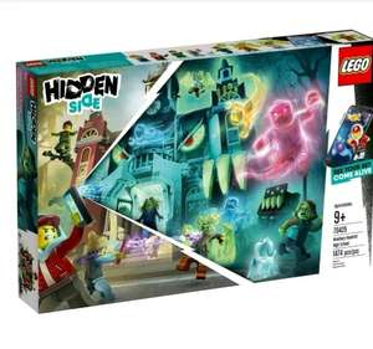 Lego Haunted High Hidden Side - £55 instore @ Tesco, Norfolk