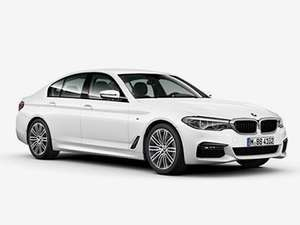 BMW 520i M Sport auto. £369 deposit, £369 a month, 48 months - £18,081.00 total @ Peter Vardy