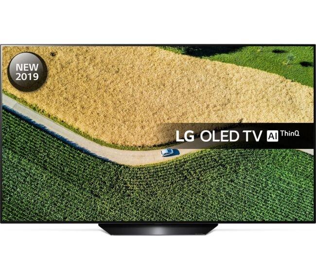 "LG OLED55B9PLA 55"" OLED 4K Ultra HD HDR Smart TV + 5 Year Warranty - £999 delivered @ PRC Direct"
