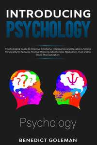 Introducing Psychology: Psychological Guide to Improve Emotional Intelligence - free Kindle edition @ Amazon
