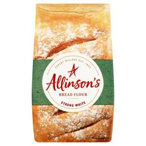 Allinson Strong White Bread Flour 500G @ Tesco - 85p Or Any 3 For £1