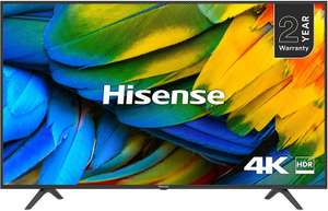 HISENSE H65B7100UK 65-Inch 4K UHD HDR Smart TV with Freeview Play (2019) [Energy Class A] £419.98 @ Costco (Birmingham)