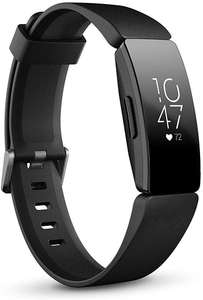 Fitbit Inspire HR Health & Fitness Tracker with Auto-Exercise Recognition, 5 Day Battery, Sleep & Swim Tracking, Black £69.33 @ Amazon