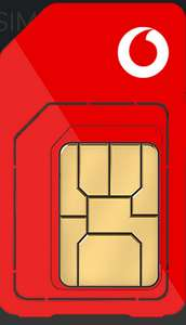 Vodafone SIM Only 12 month Contract - 60gb Data - £20 Per Months - £240 @ Affordable Mobiles