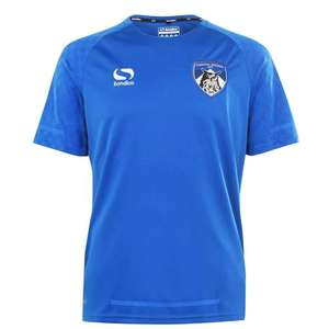 Oldham Athletic Training Shirt Men's + £5 Sports Direct Voucher £7.48 click & collect @ Sports Direct