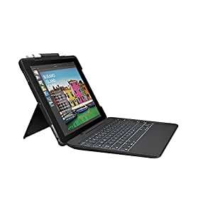 Logitech Slim Combo iPad Case with Detachable Keyboard, For iPad Air 3rd Generation £82.02 @ Amazon