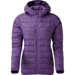 """Women""""s Essential padded jacket £11.97, with code £9.58 @ gooutdoors (Free Click & Collect)"""