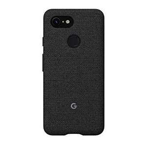 Official Google Pixel 3 Fabric Case (Black 2nd hand) - £10 with 2 year warranty in-store @ CeX (+£1.50 for online orders = £11.50)