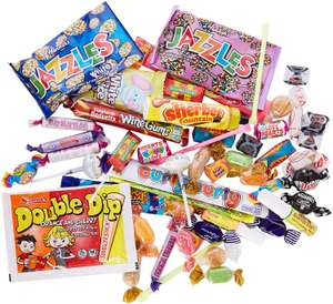 Best of British Gift Box of Retro Sweets: 100% Made in Britain - £5.41 (Prime) £9.90 (Non-Prime) @ Amazon