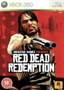 Red Dead Redemption (Xbox 360/Xbox one) (Preowned) - £4.29 @ Music Magpie