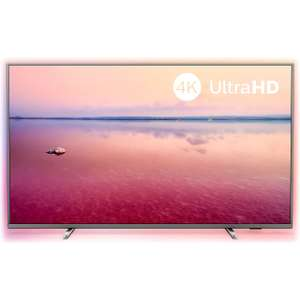 """Philips 43PUS6754 Ambilight 4K HDR10 43"""" TV - £314.10 from AO - With Code (possible 10%-15% Quidco also, with Currys price match)"""
