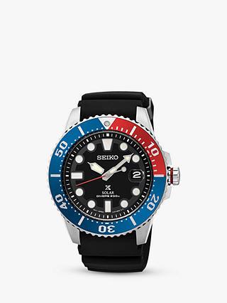 Seiko SNE439P1 Men's Prospex Divers Solar watch - £183.20 @ John Lewis & Partners