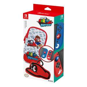 Super Mario Odyssey Hori Starter with soft pouch for Nintendo Switch - £5.50 @ Tesco West Durrington, West Sussex