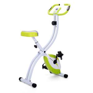 Ultrasport F-Bike Advanced Bicycle Trainer with Training Computer, App, Pulse Readers, Collapsible £83.99 @ Amazon