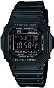 G-Shock Unisex Watch in Resin with Solar Power and Snooze Feature - Rectangular Shaped & Water Resistant £81 @ Amazon