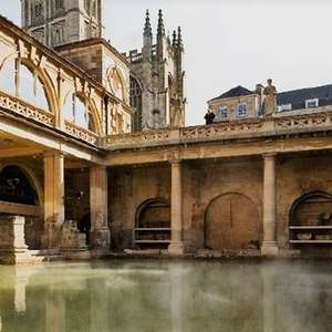 Bath: Two Nights at centrally located guest house for two £75.65 with code @ Groupon