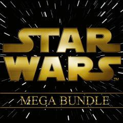 STAR WARS™ (classics) PS4™ Mega Bundle £7.99 on PSN