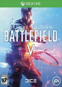 Battlefield V Deluxe Edition £16.93 at Instant Gaming