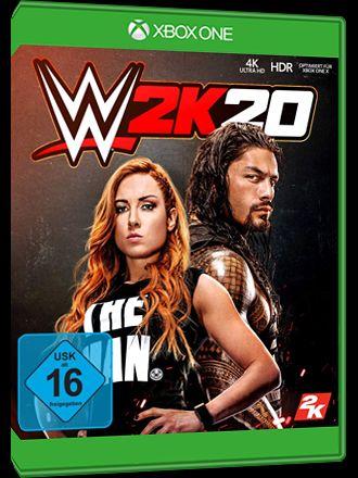 WWE 2k20 on PS4 £14.95 Inc del @ Base.com