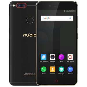 Nubia Z17 Mini 4G Smartphone £100.05 at GearBest