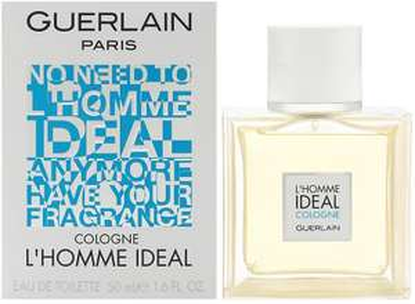 Guerlain L'Homme Idéal Cologne Eau De Toilette 50ml, £17.17 (Or Less With Multibuy) @ ebay/scentsationalsuk