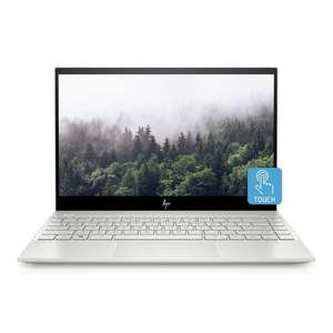 HP Envy 13 Inch i5 8GB 256GB Touchscreen Laptop - Silver £749.99 at Argos