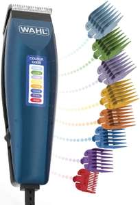 Wahl Hair Clipper Colour Pro Corded Haircut Machine with Colour Coded Cutting Combs £12.99 Prime / £17.48 Non Prime at Amazon