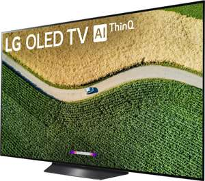 "LG OLED65B9PLA 65"" OLED Ultra HD 4K HDR Smart TV + 5 Year Product Protection Plan £1499 @ Box"