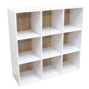 Our Space Nine Cube Shelving Unit £33.99 @ Robert Dyas