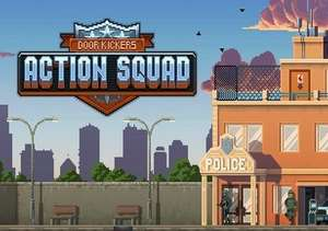 (PC) Door Kickers Action Squad £3.20 (With Code) @ Gamivo / Blue Games