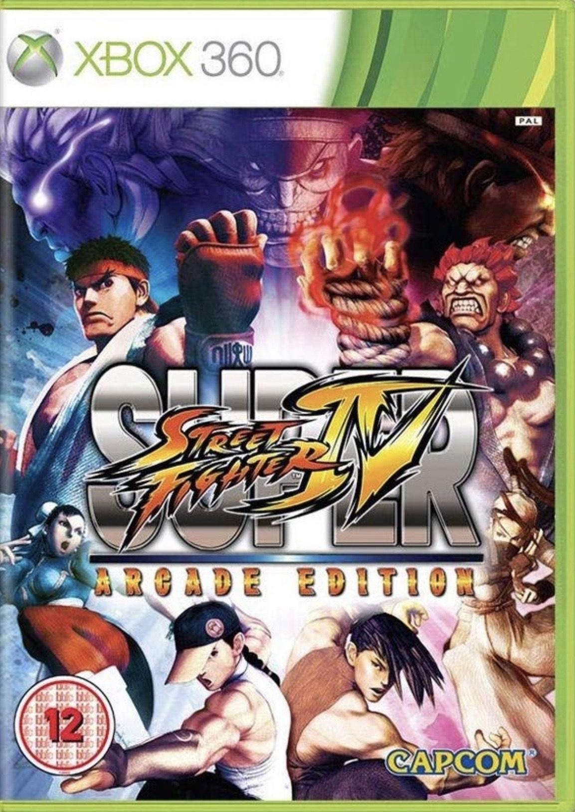 Super Streetfighter IV Arcade Edition - (Xbox 360/Xbox one) - £3.99 @ Microsoft store