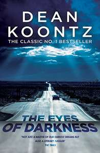 The Eyes of Darkness: a Dean Koontz thriller from ..1981.A virus Wuhan-400 makes people terribly ill(Kindle Edition Book) - 99p @ Amazon