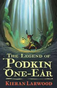 The Legend of Podkin One-Ear (kindle) - 98p @ Amazon