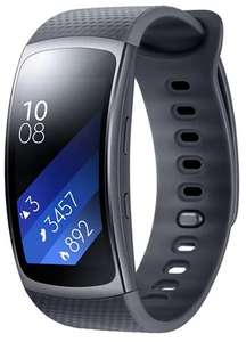 Samsung Gear Fit II SM-R360 Black 24mo warranty - £40 @ CEX