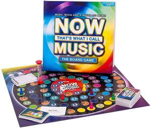 Paul Lamond 6745 Sony Entertainment Now That's What I Call Music Board Game, Multi £8.40 (Prime) £12.89 (Non-Prime) @ Amazon