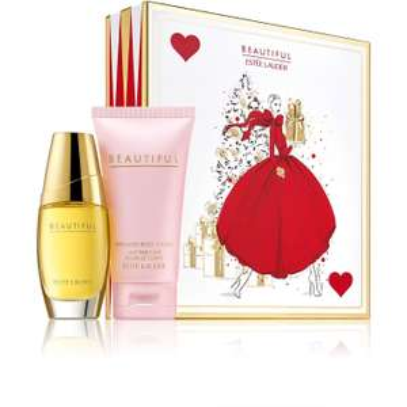 Estee lauder beautiful Ltd edn gift set - £30.66 @ Debenhams (Free Delivery )