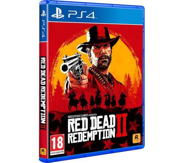 Red Dead Redemption 2 PS4 - £22.85 Delivered @ Base